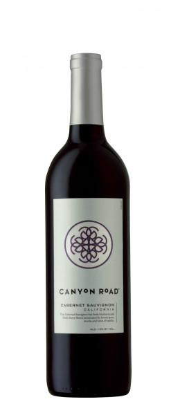 Canyon Road, Cabernet Sauvignon, 2016
