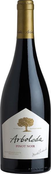 Arboleda, Pinot Noir, 2013