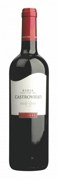 Castroviejo, Aldea Nueva de Ebro Crianza Rioja D.O.C.a. 2015