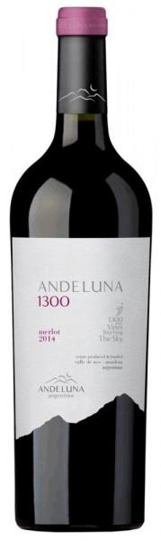 Andeluna Cellars, 1300 Merlot Andeluna, 2016/2017