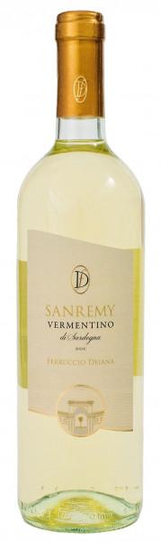 Ferruccio Deiana, Sanremy Vermentino DOC, 2019