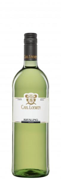 Carl Loewen, Riesling trocken (Liter), 2018