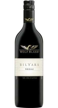 Wolf Blass, Bilyara Shiraz, 2016