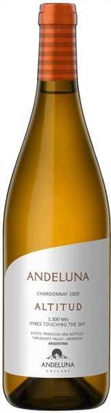 Andeluna Cellars, Chardonnay Andeluna Altitud, 2013