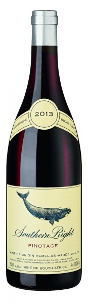 Southern Right, Pinotage, 2016