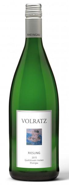 Schloss Vollrads, Volratz 1573 Qba trocken (Liter) , 2016/2017