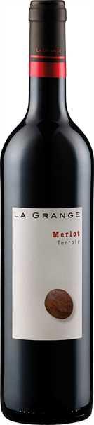 Domaine La Grange, Terroir Merlot IGP, 2016