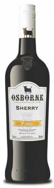 Osborne, Sherry Fino