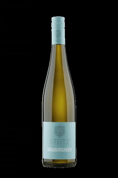 Weingut Steitz, Grauer Burgunder QbA trocken, 2019
