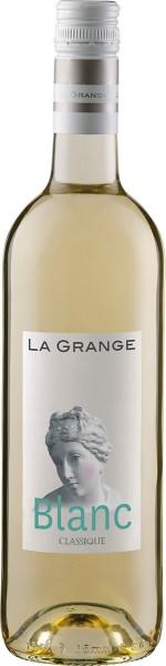 Domaine La Grange, Classique Blanc IGP, 2017