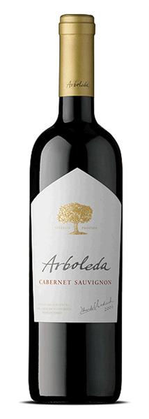 Arboleda, Cabernet Sauvignon, 2014