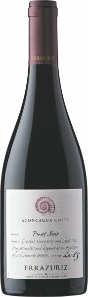 Vina Errazuriz, Pinot Noir Aconcagua, 2017