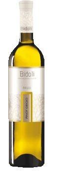 Bidoli, Pinot Grigio DOC, 2019