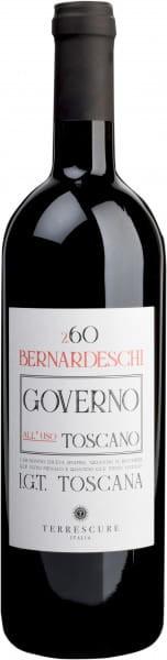 """Terrescure, Bernardeschi 2.60 """"Governo all uso Toscano"""" I.G.T. Toscana, 2018"""