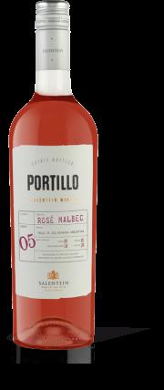 Bodegas Salentein, Portillo Malbec Rosé, 2019