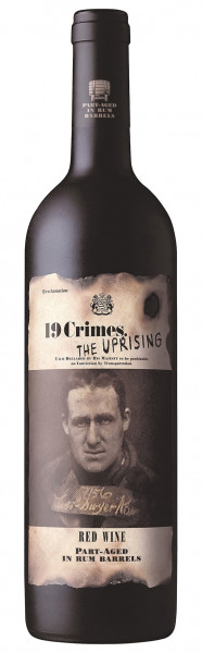 19 Crimes, The Uprising, 2019