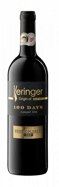 Weingut Keringer, 100 Day's Zweigelt, 2018
