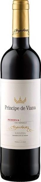 Principe de Viana, Reserva, 2014
