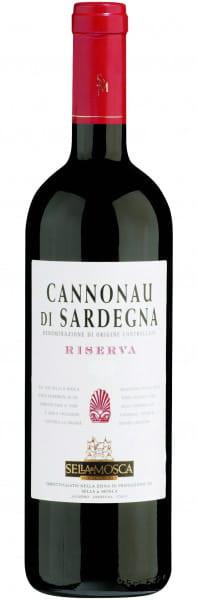 Sella & Mosca, Cannonau di Sardegna Riserva, 2018
