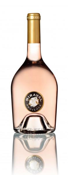 Jolie-Pitt & Perrin, Miraval Rosé Côtes de Provence, 2020