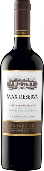 Vina Errazuriz, Max Reserva Cabernet Sauvignon, 2015