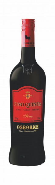 Osborne, Sherry Fino Quinta
