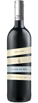 Danie de Wet, Good Hope Cabernet Sauvignon-Merlot, 2020