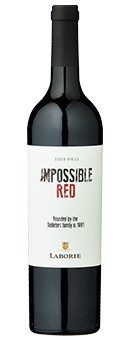 Laborie, Impossible Red, 2017