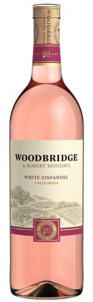 Robert Mondavi, Woodbridge White Zinfandel, NV