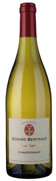Gerard Bertrand, Reserve Speciale Chardonnay IGP Pays d'Oc, 2018