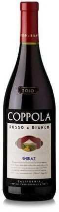 Francis Ford Coppola, Rosso & Bianco Shiraz, 2016