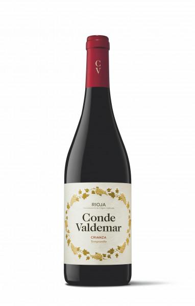 Conde Valdemar, Crianza, 2016