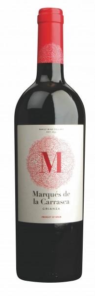 Marques de la Carrasca, Villarobledo Crianza La Mancha D.O. 2014