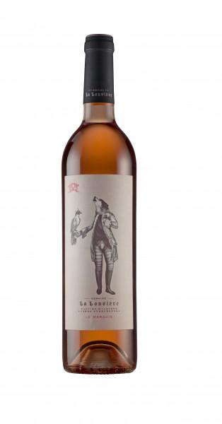 Domaine La Louviere, Le Marquis Malepère rosé, 2019
