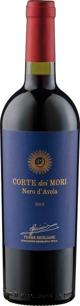Corte dei Mori, Terre Siciliane Nero d'Avola IGT Etichetta Blu, 2017/2018