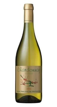 Baron Philippe de Rothschild, Les Cepages Chardonnay Vin de Pays d'Oc, 2019