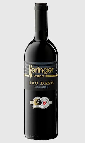 Weingut Keringer, 100 Days Cabernet Sauvignon, 2018