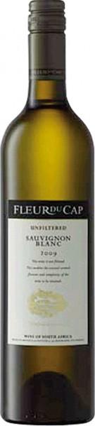 Fleur du Cap, Sauvignon Blanc unfiltered, 2017