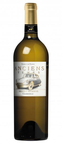 Anciens Temps, Grande Réserve Chardonnay, 2019