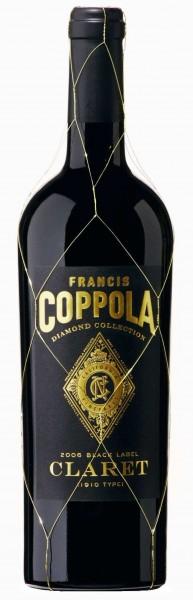 Francis Ford Coppola Winery, Black Label Diamond Series Claret, 2017