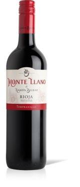 Bodegas Ramon Bilbao, Monte Llano Tempranillo Rioja DOCa, 2018