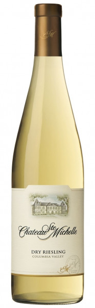 Chateau Ste Michelle, Riesling dry, 2017