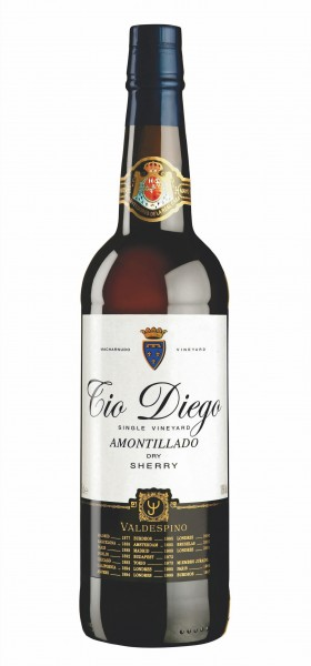 Valdespino, Ton Diego Amontillado DO