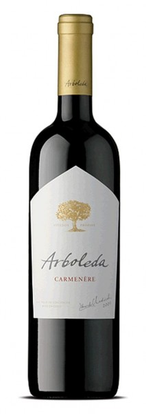 Arboleda, Carmenere, 2015