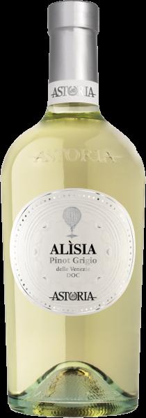 Astoria, Alisia Pinot Grigio, 2019