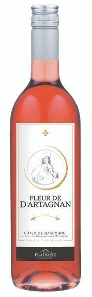 Fleur de d'Artagnan, Fleur de d'Artagnan Rosé, 2019