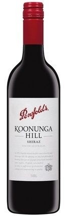 Penfolds, Koonunga Hill Shiraz, 2018