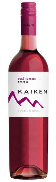 Vina Kaiken, Kaiken Rosé of Malbec, 2020