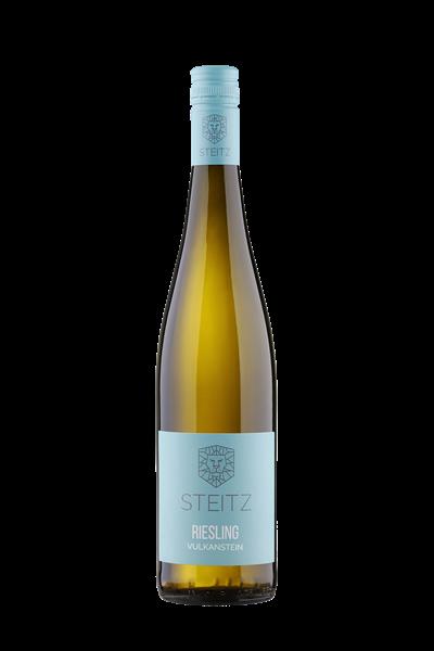 Weingut Steitz, Riesling QbA trocken Vulkanstein, 2018