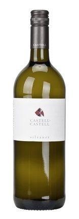 Castell-Castell, Silvaner (Literflasche), 2017/2019
